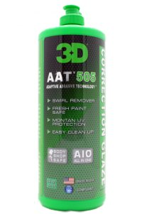3D 505 AAT Correction Glaze, 32 oz.