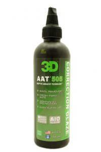 3D 505 AAT Correction Glaze, 8 oz.