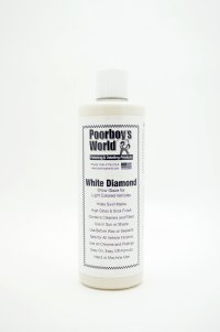 Poorboy's World White Diamond Show Glaze, 16 oz.
